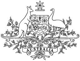 Australian Crest of Arms
